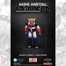 Goldorak figurine Mini Metal Fabbrica Manga 12 cm Grendizer 961759