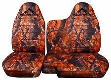 2004-2012 Chevrolet Colorado 60 40 Seat Covers Armrest Option Colorado Design