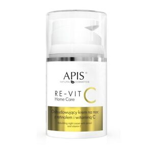Rebuilding night cream with retinol and vitamin C 50ml