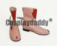 Sizebox Iris Game Pink Cosplay Boots Shoes S008