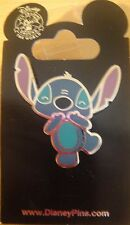 Disney Cutie Stitch Laughing Pin # 106360 - New on Card