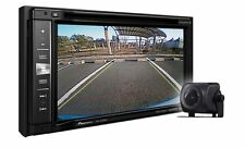NEW Pioneer AVIC-6201NEX 2 DIN GPS DVD/CD Player + ND-BC8 CAMERA CARPLAY ANDROID