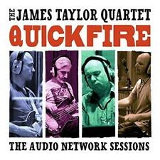 The James Taylor Quartet - Quick Fire: The Audio Network Sessions (NEW CD)