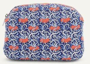 Liberty Ylang Ylang Print Wash Bag Large Brand New RRP £45
