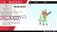 Pokémon Sword Shield ✨SHINY✨ 6IV EVENT KELDEO Home
