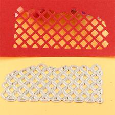 Hollow Out Collage Cutting Dies Stencils DIY Scrapbooking Album Paper Card Craft