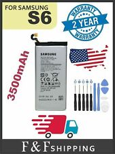 For Samsung Galaxy S6 Active EB-BG890ABA New Battery 3500mAh +Tools Kit
