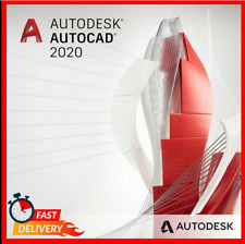 🔥 Autodesk AutoCAD 2020 🔥 Lifetime 🔑 Full Activated ✅ Fast Delivery ✅