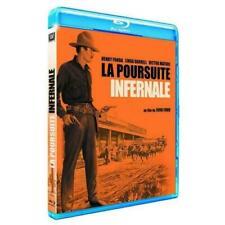 Blu Ray : La poursuite infernale - WESTERN - NEUF