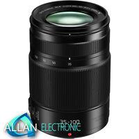 Neu Panasonic Lumix G X Vario 35-100mm f2.8 F2.8 II ASPH OIS Lens H-HSA35100