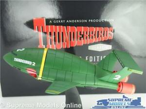 THUNDERBIRDS 2 & 4 MODEL SPACE CRAFT CLASSIC THUNDERBIRD 1:500 SIZE COLLECTORS T
