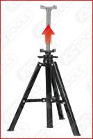 KS TOOLS Stahl-Spindel-Unterstellbock, 12t, 710-1065mm Unterstellbock 160.0442