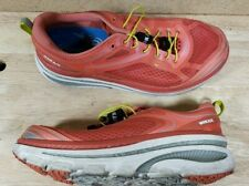 Hoka One One Bondi 3 Womens Running Trail Shoes 20609 029 Size 9.5 Coral