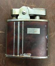 SMC Supreme Vintage Lighter Initial Panel Japan