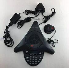 Polycom SoundStation IP 4000 IP4000 VoIP Conference Phone 2201-06642-601 - H22