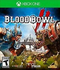 Blood Bowl II Xbox One Factory Sealed