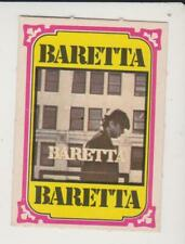 Monty Gum trading card 1978 TV Series: Baretta #15