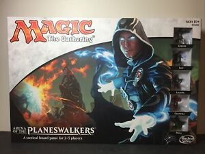 New Hasbro Magic The Gathering Arena of the Planeswalkers Board Game