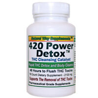 THC 420 Power Detox - 48 Hours To Cleanse Formula