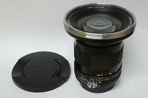 Carl Zeiss Distagon 2,8 / 21 ZF Objektiv für Nikon gebraucht