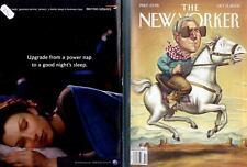 NEW YORKER MAGAZINE 13 OCT 2003, JUMPERS, HILLARY CLINTON, VLADIMIR PUTIN,
