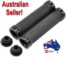1Pair MTB/BMX Bike Handlebar Grips Non-slip Rubber Durable Bicycle Handle Grips