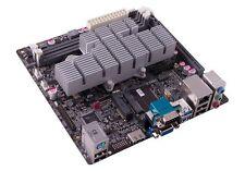 New ECS KBN-I/2100 AMD E1-2100 Dual Core Processor Mini ITX Motherboard