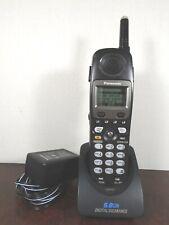PANASONIC KX-TGA450B CORDLESS TELEPHONE HANDSET 4-LINE 5.8GHz KXTGA450B