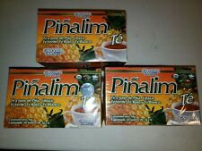 3 BOXES PIÑALIM TEA GN+VIDA PINALIM TEA  DIET DETOX WEIGHT CONTROL 90 TEA BAGS