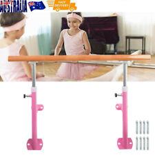 Wooden Ballet Barre Wall Mounted Ballet Bar Dance Stretch Bar