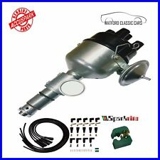 Triumph Spitfire Delco  Electronic distributor+ Sparkrite Leads ,FREE TOOL