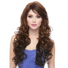 HEAT OK . New Soprano Wig from Sepia. FABULOUS!!  Mix of Browns called CHESTNUT*