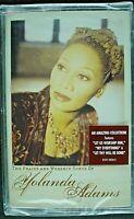 """YOLANDA ADAMS """"THE PRAISE AND WORSHIP SONGS"""" 2003 CASSETTE TAPE *SEALED* GOSPEL"""