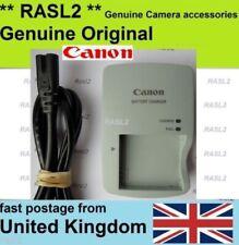 Original Genuino CANON Cargador, CB-2LYe NB-6L H PowerShot S95 S90 SX600 SX500 HS