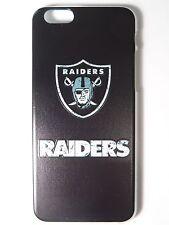 "NFL Oakland Raiders Logo Apple 4.7"" iPhone 6/6S Plastic One-Piece Slim Case"
