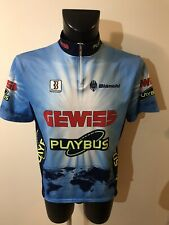 Maillot Cycliste Ancien Gewiss Playbus Taille XXL