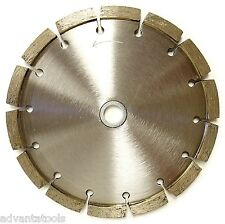 7� x .375� Tuck Point Diamond Blade for Concrete Masonry Mortar Removal