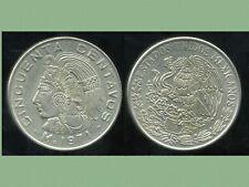 MEXIQUE  50 centavos 1971