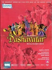 DASHAVATAR - EVERY ERA HAS A HERO - BOLLYWWOD DVD - FREE UK POST