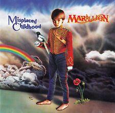 MARILLION : MISPLACED CHILDHOOD / CD (EMI RECORDS CDP 746160 2)