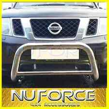 Nissan Navara D40 (2005-2015) Nudge Bar / Grille Guard <Fits Spainish / Thai >