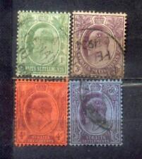 1903-04 Malaya Straits Settlements King Edward III