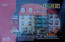 Faller HO 130494 2 Petite maison de village avec échafaudage# #