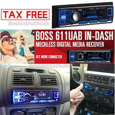 BOSS Audio 616UAB Single Din Bluetooth MP3/USB/SD AM/FM Car Stereo Wireless