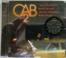 CAB 2 - CD feat. Tony MacAlpine Dennis Chambers Brian Auger Bunny Brunel NEW