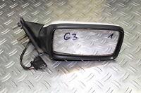 VW Golf 3 Außenspiegel Spiegel elektrisch rechts weiß 1H1857502A