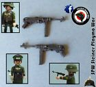 2 MP40 PLASTICO *HAY 30 NUEVAS* ALEMANIA GUERA MUNDIAL GERMAN WW2 C PLAYMOBIL