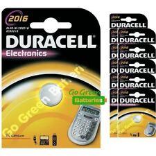 Piles boutons pour équipement audio et vidéo CR2016