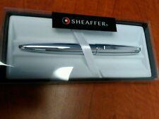 Sheaffer 500 CHROME Ballpoint Pen 100% Authentic