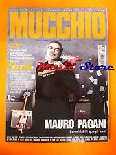 Rivista MUCCHIO SELVAGGIO 657/2009 Mauro Pagani Graham Nash Joe Jackson No cd